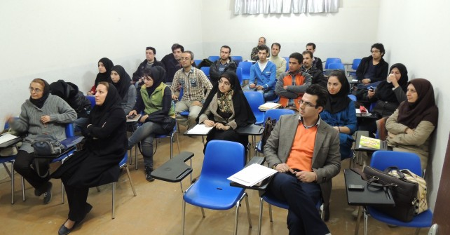 زمان برگزاری کلاس زبان تخصصی دوره راهنمایان طبیعت گردی