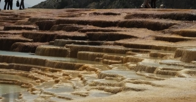 گزارش تصویری بازدید از چشمه های باداب سورت