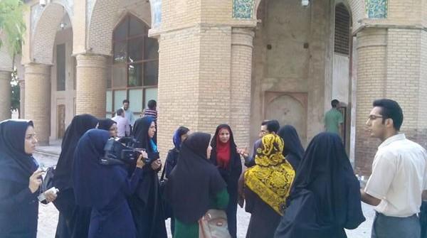 اولین کارگاه آموزشی راهنمایان گردشگری استان قزوین برگزار گردید.