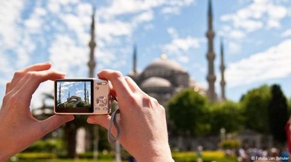 """اغاز اولین جلسه از نشست های هفتگی با موضوع""""آشنایی با جاذبه های کشور ترکیه """""""