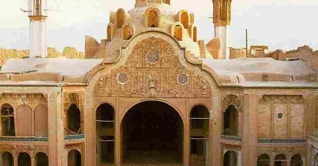 تورآموزشی درس معماری ایران و جهان (قابل توجه فراگیران دوره ایرانگردی و جهانگردی)