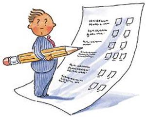 آزمون داخلی دوره مدیریت عمومی هتل