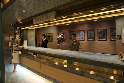 کلاس هفته اول تیر ماه دوره مدیریت عمومی هتل