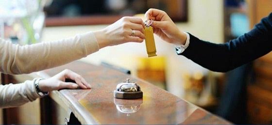 کلاس هفته آخر اردیبهشت ماه دوره مدیریت عمومی هتل