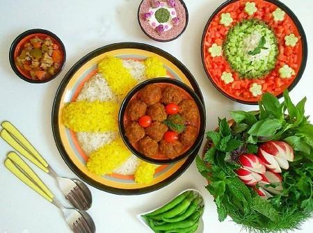 کلاس هفته سوم شهریور ماه دوره آشپزی عمومی