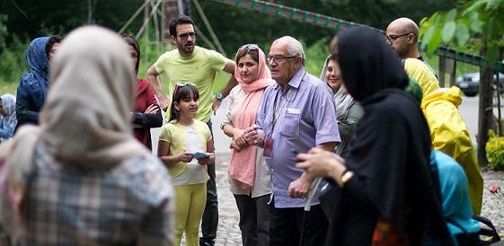 کلاس هفته دوم آذر ماه دوره راهنمایان فرهنگی