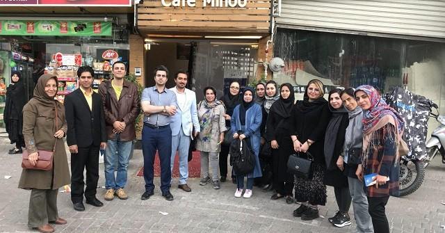 برگزاری دوره آموزشی بازدید از هتل های تازه تاسیس در استان قزوین