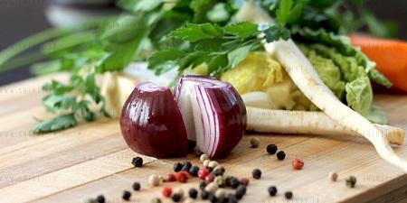 کلاس هفته چهارم تیر ماه دوره آشپزی عمومی