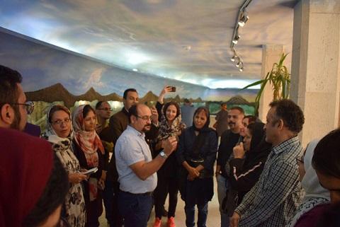 برگزاری تور آموزشی آشنایی با خزندگان ایران