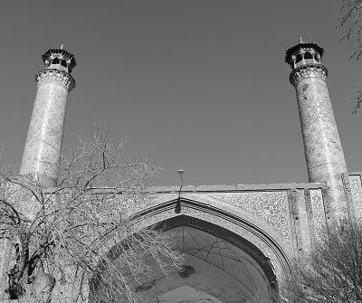 کهن ترین مسجد جامع ایران ، مسجد جامع قزوین