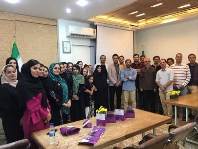 افتتاحیه دوره هفتم راهنمایان فرهنگی آکادمی میزبان