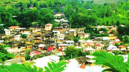 کندلوس دهکده زیبای ۴ هزار ساله در مازندران
