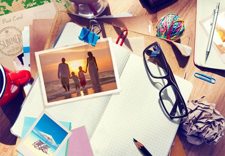 ایده های جالب برای ثبت خاطرات سفر