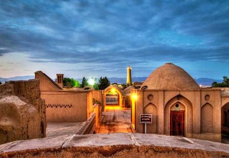 فهرج روستایی با ۵ هزارسال قدمت در قلب کویر ایران + تصاویر