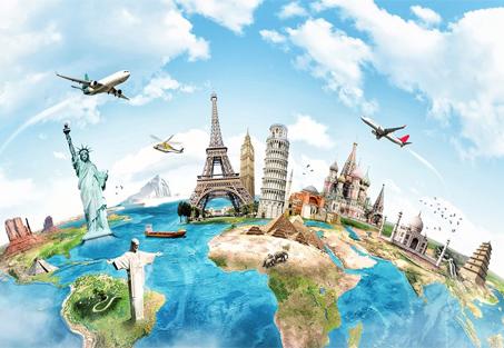 تاکه زاوا و سفر به دور دنیا در ۱۰۲۱ روز + عکس