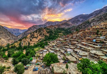 روستای سرآقا سید کجاست؟