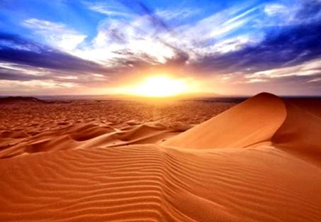با زیباترین بیابانهای دنیا آشنا شوید!