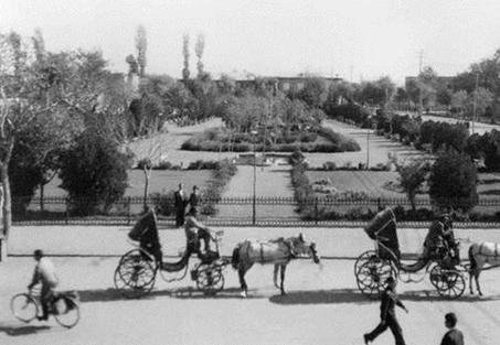 پیشینه سبزه میدان (میدان آزادی) قزوین
