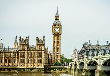 بیگ بن ، بزرگترین برج ساعت شهر لندن