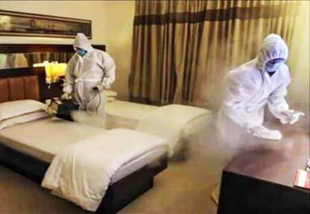 خبر تبدیل هتل ها به نقاهتگاه بیماران کرونایی تکذیب شد!